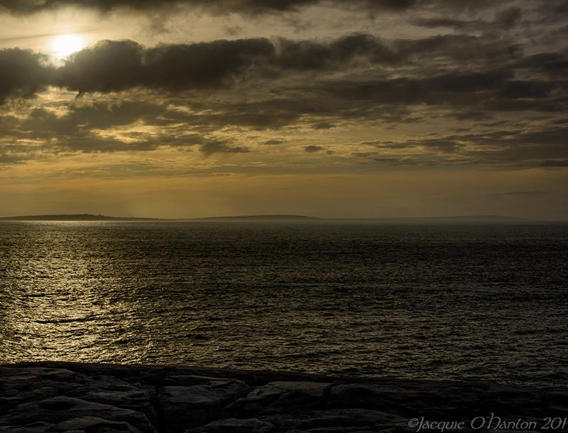Inis Oirr is just a short ferry ride away from Doolin Pier
