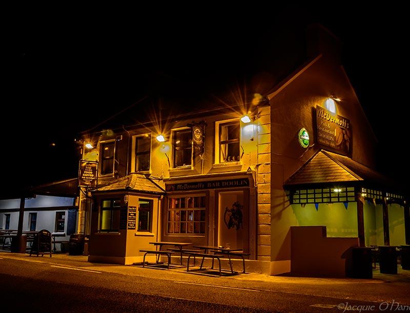 McDermotts Pub in Doolin